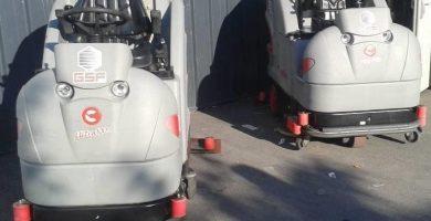 Fregadora de Suelos Industrila Comac Ultra 85 100 segunda mano