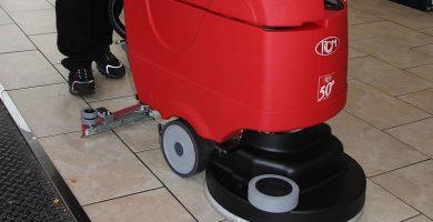 Fregadoras de suelos industriales Rcm Byte II opiniones